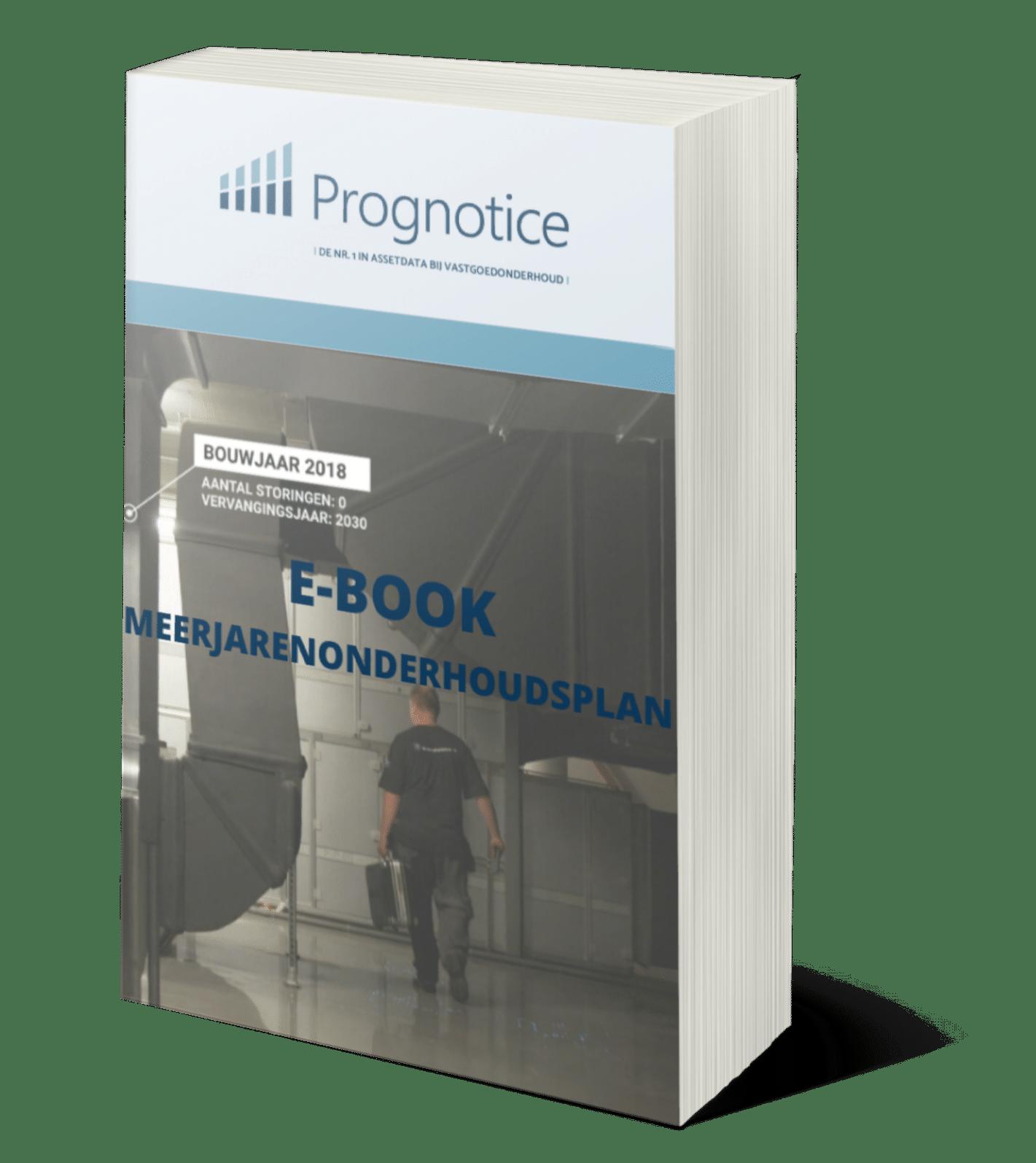 Meerjarenonderhoudsplan e-book