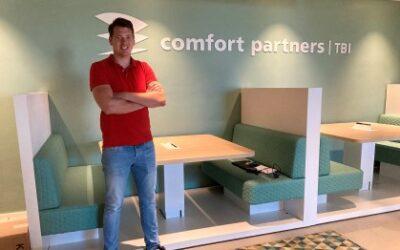 Comfort Partners: binnen 1,5 jaar gedigitaliseerd